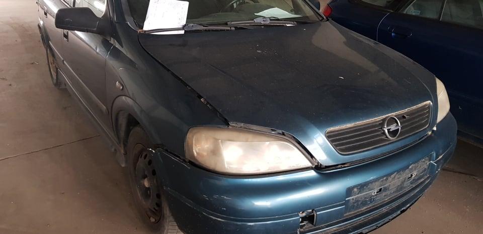 Naudotos automobilio dalys Opel ASTRA 2001 1.7 Mechaninė Sedanas 4/5 d. Melyna 2020-6-18