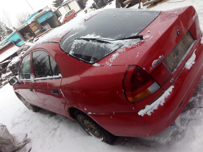 Used Car Parts Foto 7 Mitsubishi CARISMA 1995 1.6 Mechanical Hatchback 4/5 d. Red 2018-2-06 A3621