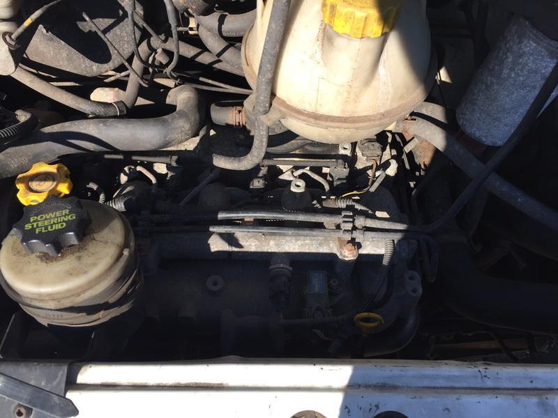 Naudotos automobiliu dallys Foto 2 LDV MAXUS 2006 2.5 Mechaninė Krovininis mikroautobusas 2/3 d. Balta 2018-10-01 A4101