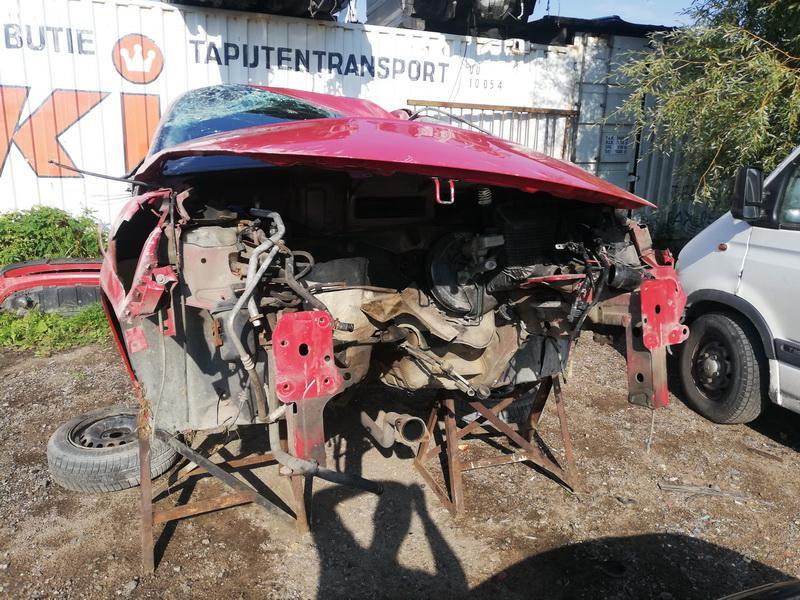 Renault SCENIC 2004 1.5 Mechaninė