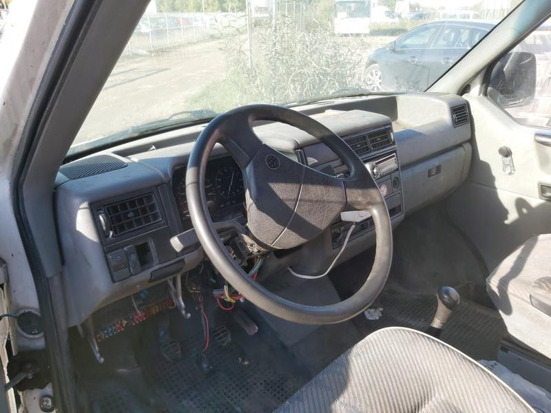 Naudotos automobilio dalys Volkswagen TRANSPORTER 1992 1.9 Mechaninė Krovininis mikroautobusas 4/5 d. Balta 2020-9-29