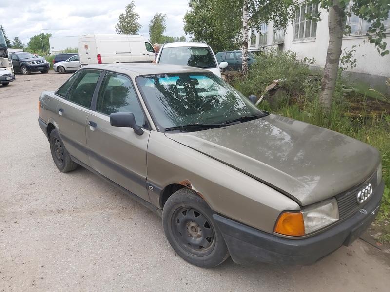 Naudotos automobilio dalys Audi 80 1988 1.8 Mechaninė Sedanas 4/5 d. Zalia 2020-6-30