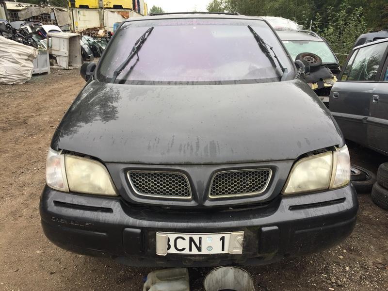 Chevrolet VENTURE 1998 3.4 Automatinė