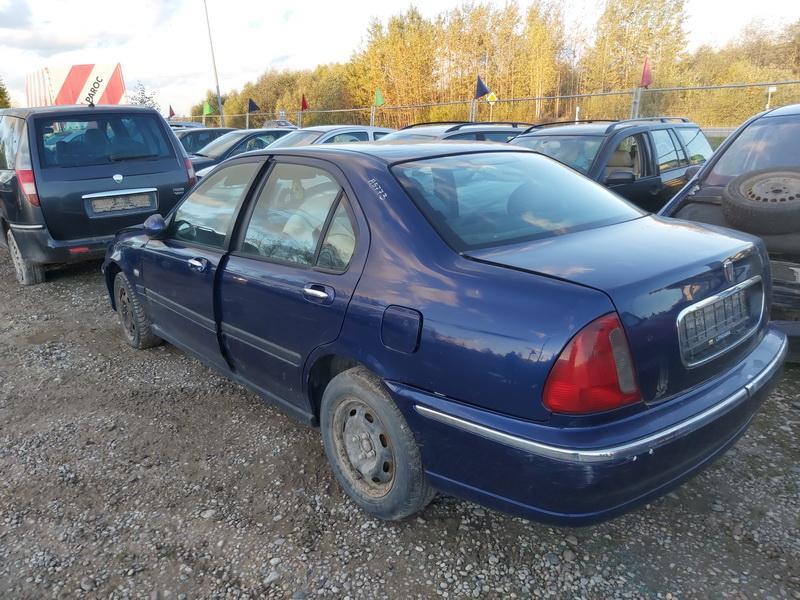 Naudotos automobilio dalys Rover 45 2002 2.0 Mechaninė Sedanas 4/5 d. Melyna 2020-10-19