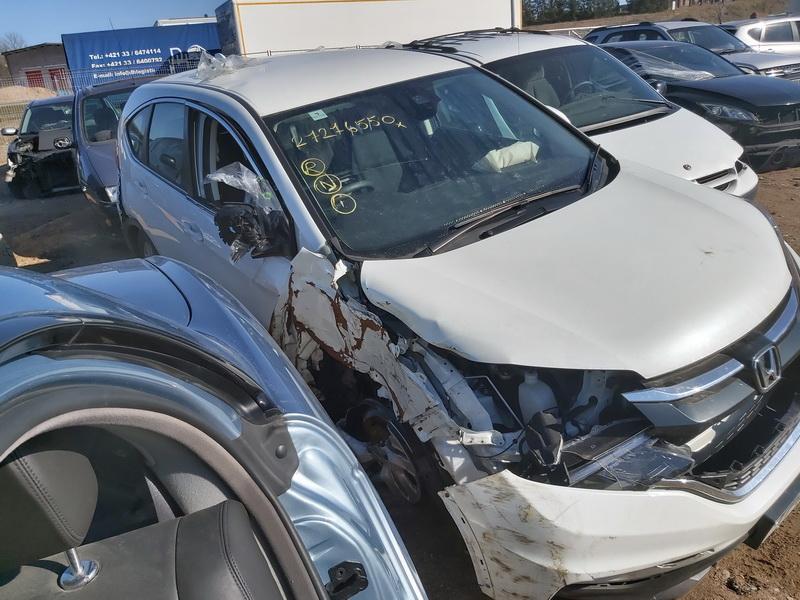Naudotos automobilio dalys Honda CR-V 2018 2.0 Mechaninė Visureigis 4/5 d. Balta 2020-3-26