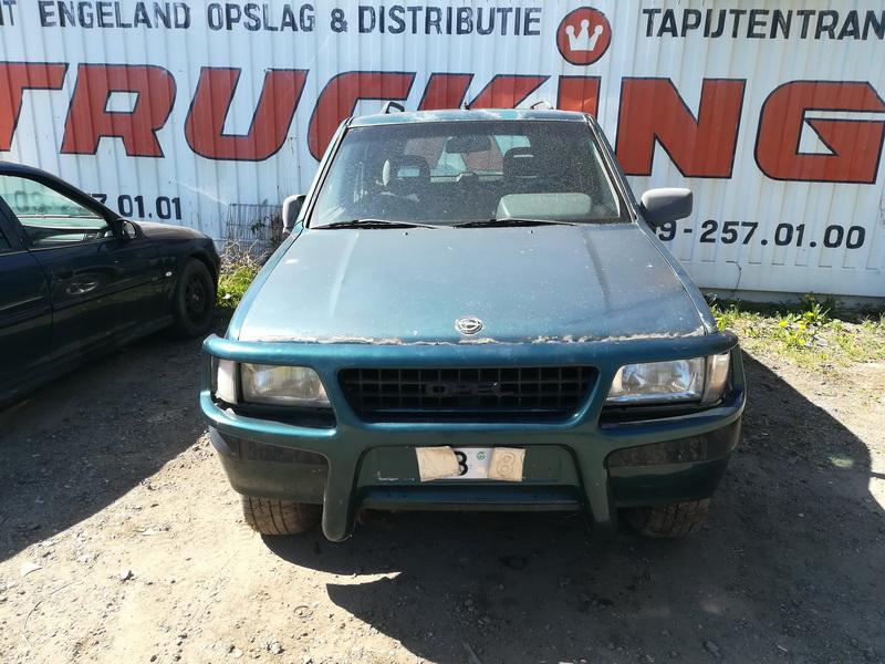 Naudotos automobilio dalys Opel FRONTERA 1994 2.3 Mechaninė Visureigis 4/5 d. Melyna 2019-5-09