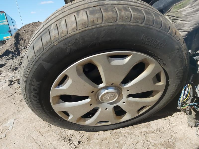 Naudotos automobiliu dallys Foto 8 Ford FIESTA 2015 1.5 Mechaninė Hečbekas 2/3 d. Balta 2020-3-31 A5183