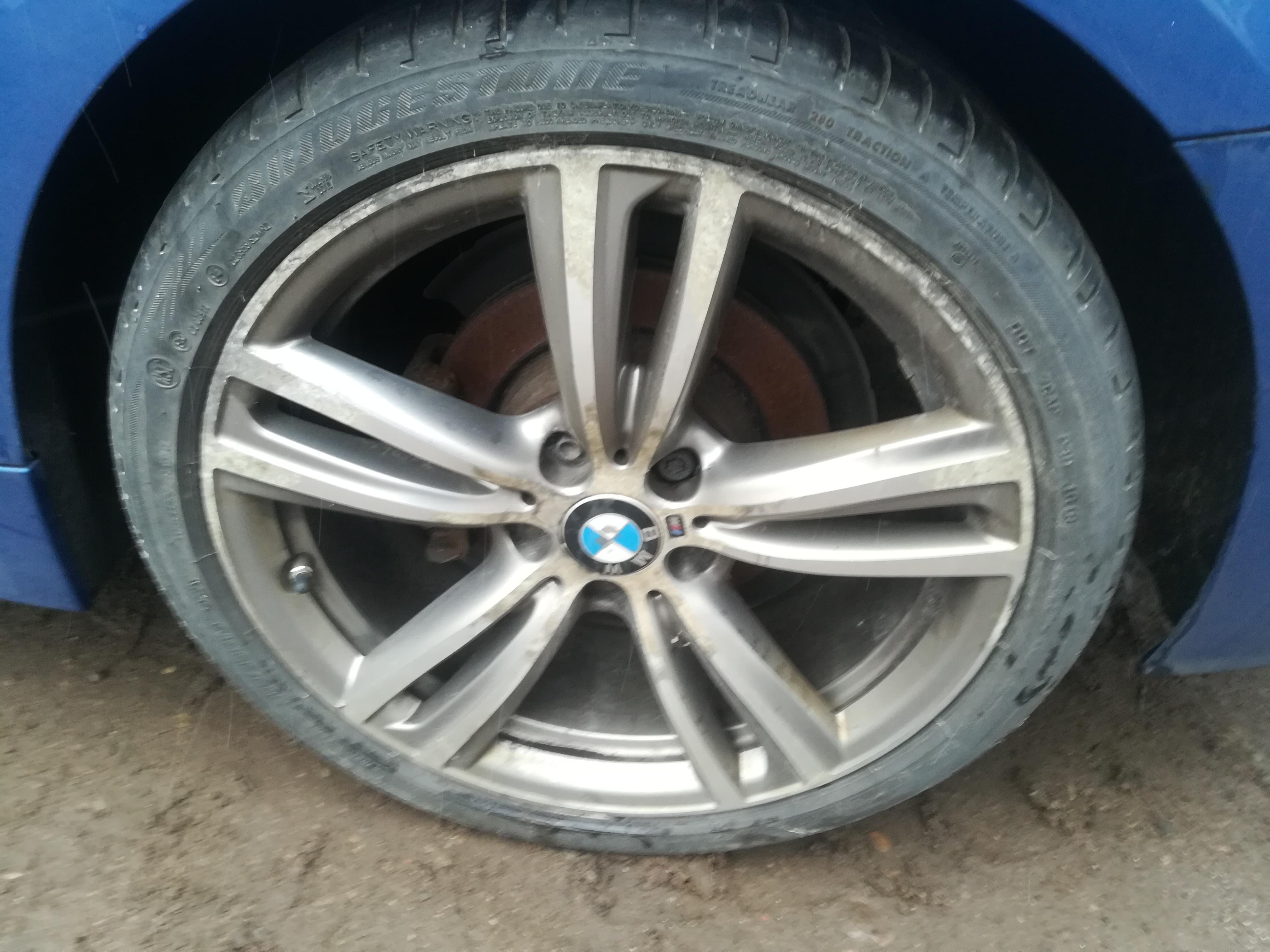 Подержанные Автозапчасти BMW 4-SERIES 2016 2 машиностроение хэтчбэк 4/5 d. синий 2019-12-12