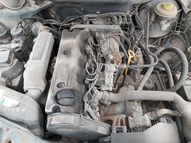 Naudotos automobiliu dallys Foto 2 Audi 100 1994 2.5 Mechaninė Universalas 4/5 d. Zalia 2020-1-20 A5025