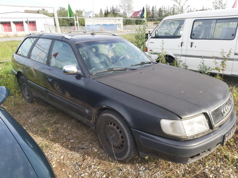 Naudotos automobilio dalys Audi 100 1993 2.5 Automatinė Universalas 4/5 d. Juoda 2020-9-07