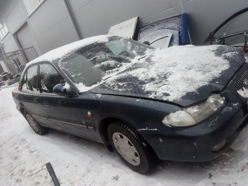 Naudotos automobilio dalys Hyundai SONATA 1996 2.0 Mechaninė Sedanas 4/5 d. Melyna 2018-2-06