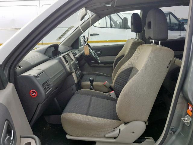Naudotos automobilio dalys Nissan X-TRAIL 2006 2.2 Mechaninė Visureigis 4/5 d. Pilka 2019-12-12