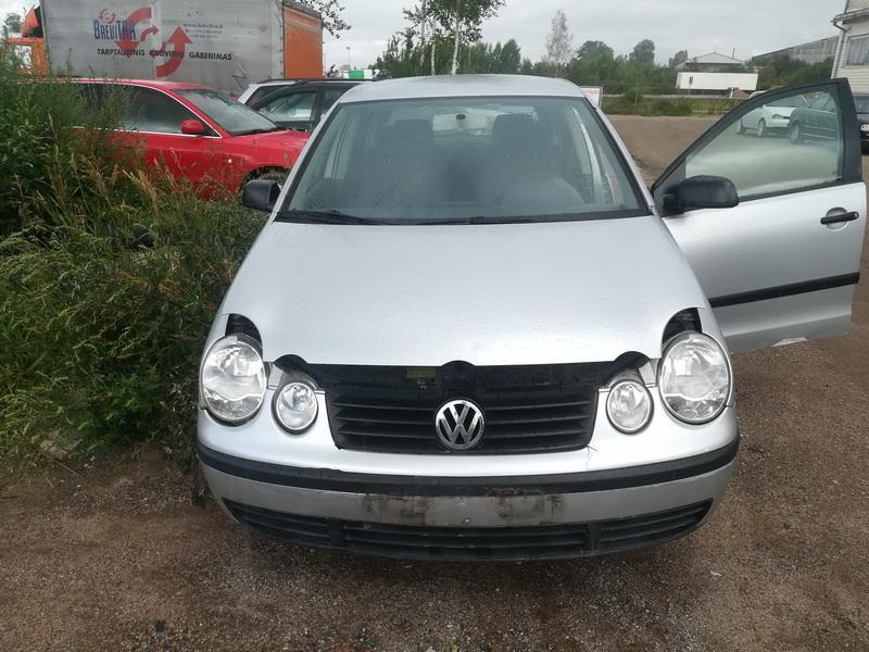Volkswagen POLO 2002 1.2 Mechaninė