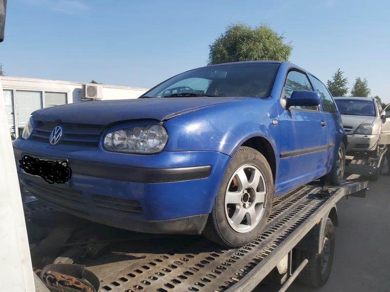 Used Car Parts Volkswagen GOLF 1999 1.9 Mechanical Hatchback 2/3 d. Blue 2020-7-27