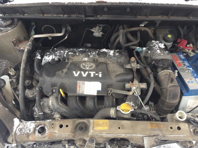 Naudotos automobiliu dallys Foto 2 Toyota YARIS VERSO 2003 1.3 Mechaninė Vienatūris 4/5 d. Sidabrine 2019-2-05 A4293