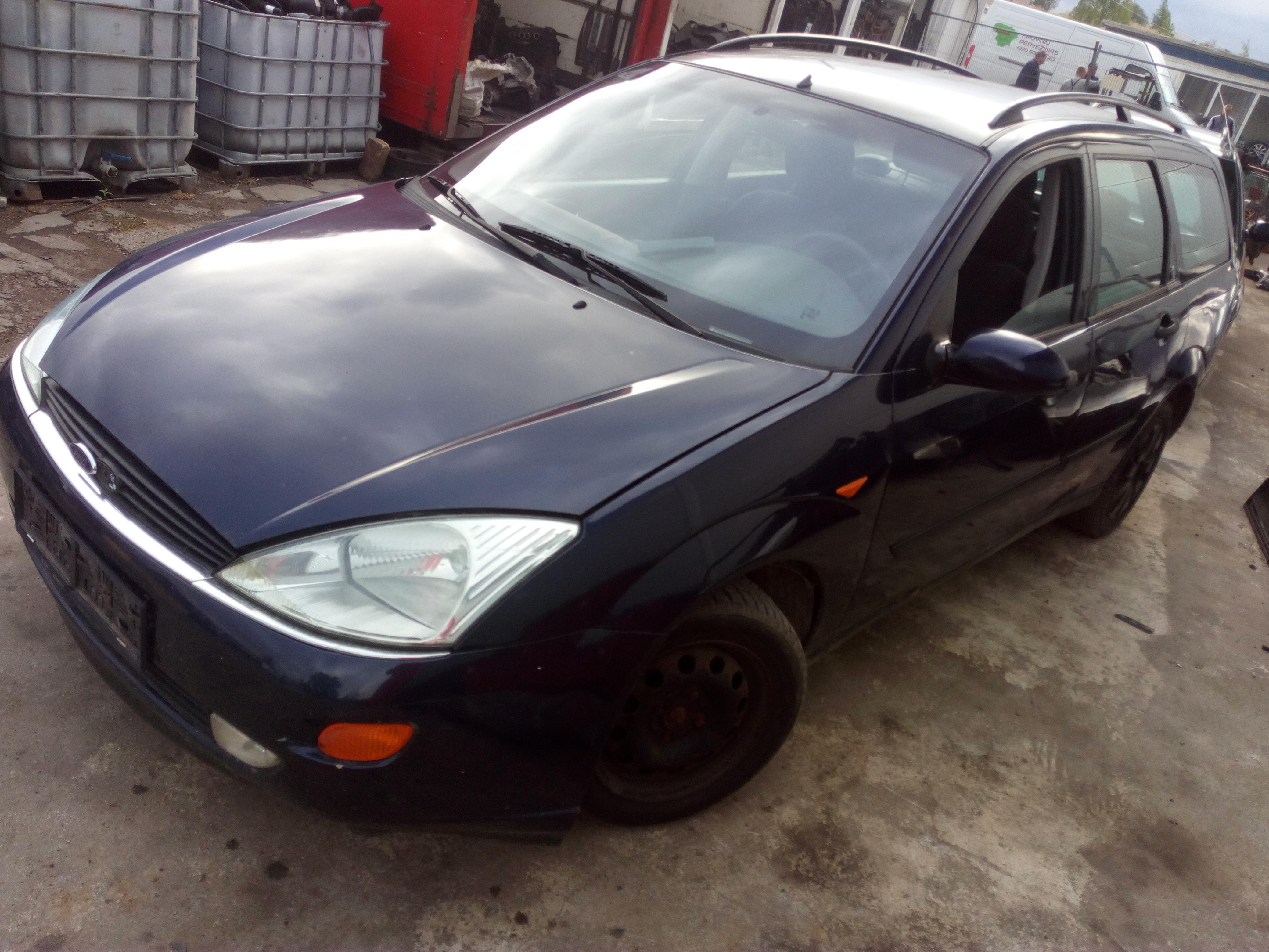 Ford FOCUS 2000 1.6 Mechaninė