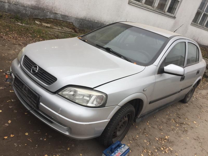 Opel ASTRA 2002 1.7 машиностроение
