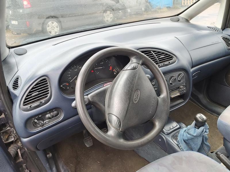 Naudotos automobilio dalys Ford GALAXY 1996 2.0 Mechaninė Vienatūris 4/5 d. Melyna 2020-1-22