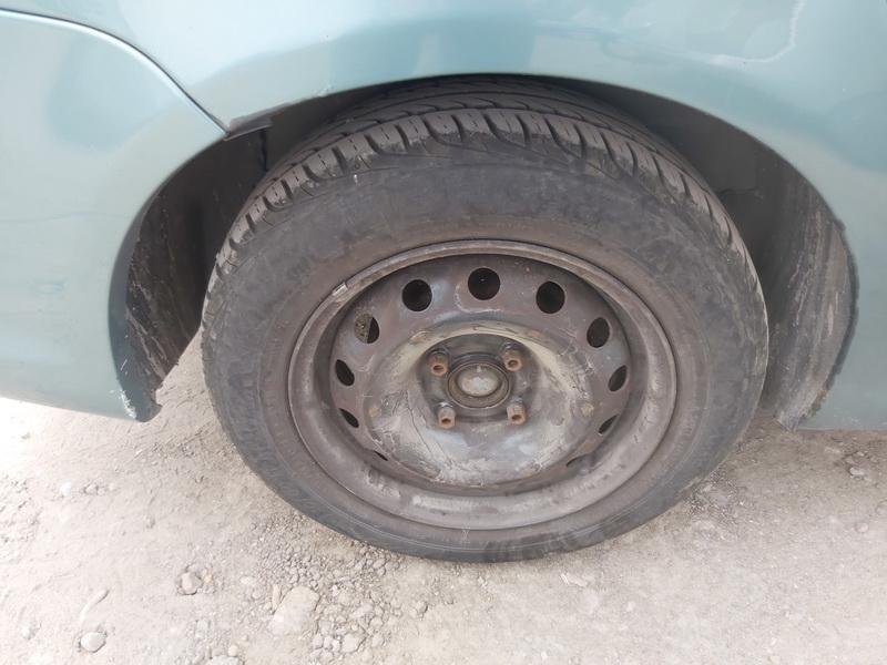 Naudotos automobiliu dallys Foto 9 Peugeot 206 2003 1.4 Mechaninė Universalas 4/5 d. Zalia 2020-7-27 A5464