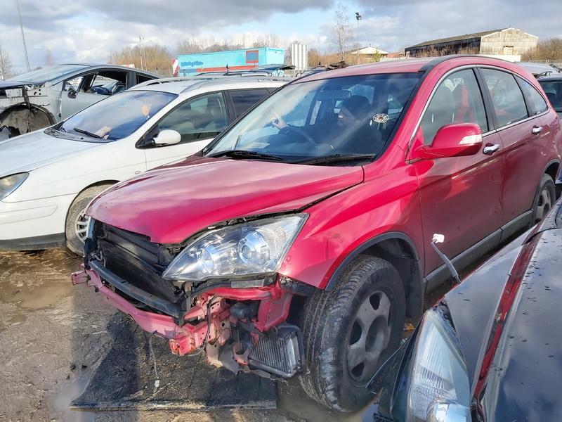 Naudotos automobiliu dallys Foto 4 Honda CR-V 2007 2.2 Mechaninė Visureigis 4/5 d. Raudona 2020-2-13 A5071
