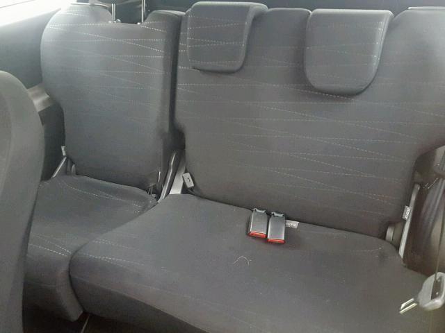 Naudotos automobiliu dallys Foto 6 Toyota YARIS 2006 1.3 Mechaninė Hečbekas 2/3 d. Juoda 2018-12-07 A4225