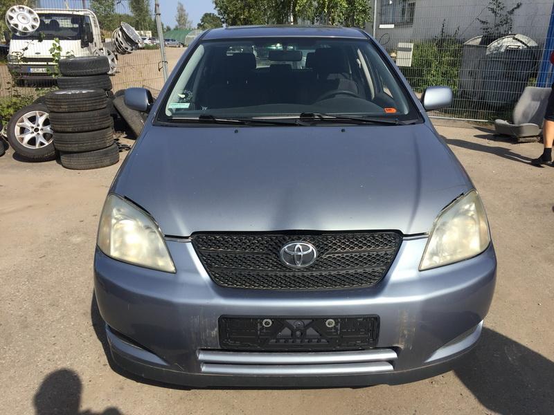 Toyota COROLLA 2003 2.0 Mechaninė