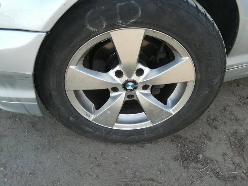 Naudotos automobiliu dallys Foto 5 BMW 3-SERIES 2000 2.0 Mechaninė Universalas 4/5 d. Pilka 2019-4-19 A4438