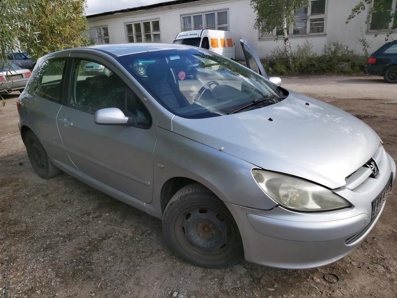 Peugeot 307 2003 1.6 Automatinė