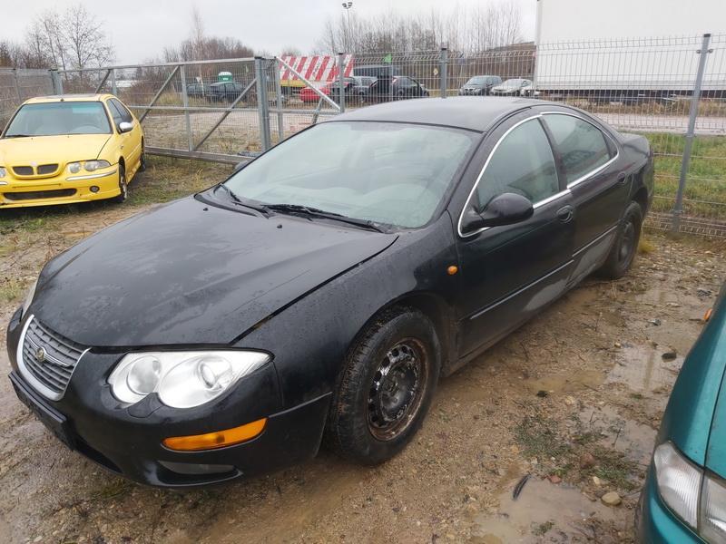 Подержанные Автозапчасти Foto 4 Chrysler 300M 2004 2.7 автоматическая седан 4/5 d. черный 2020-11-18 A5833