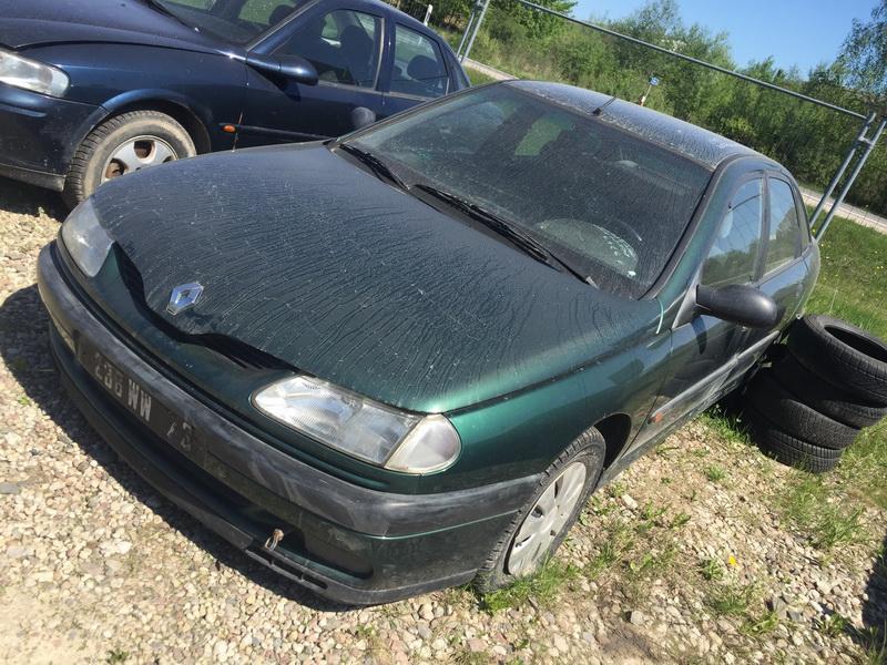 Naudotos automobilio dalys Renault LAGUNA 1994 2.2 Mechaninė Hečbekas 4/5 d. Zalia 2018-5-09