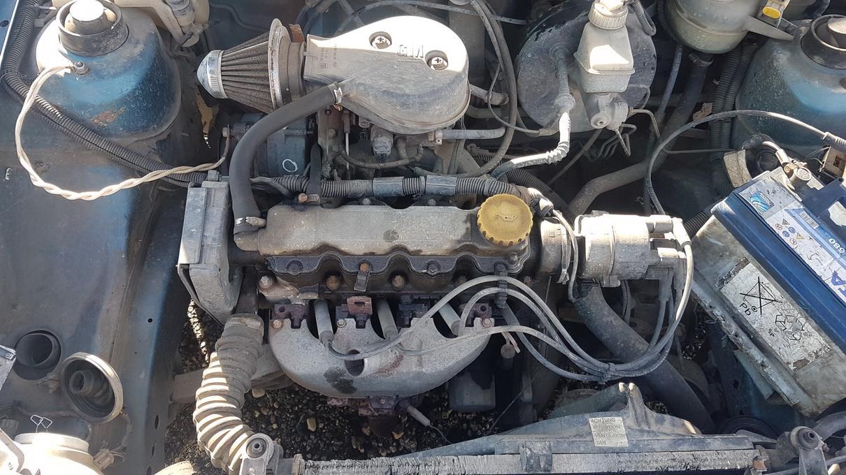 Opel ASTRA 1991 1.4 Mechaninė