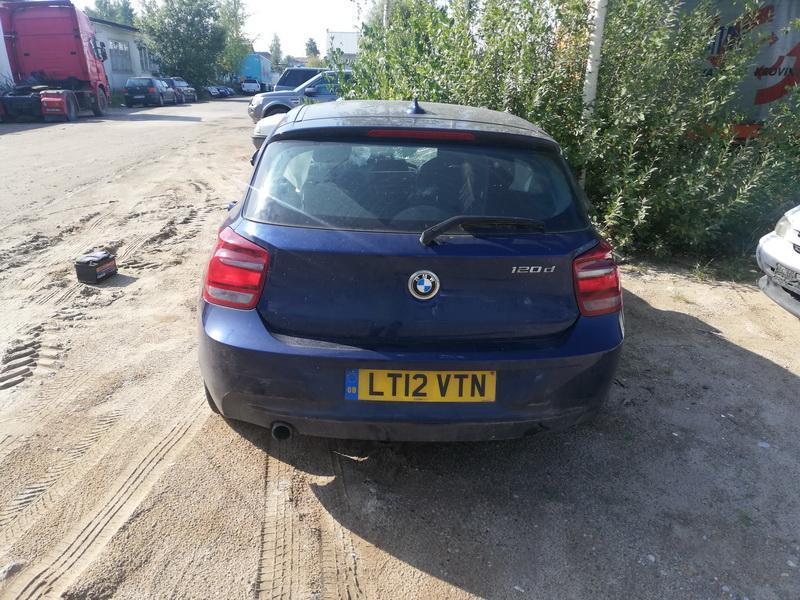 Naudotos automobiliu dallys Foto 4 BMW 1-SERIES 2012 2.0 Mechaninė Hečbekas 4/5 d. Melyna 2019-9-09 A4741
