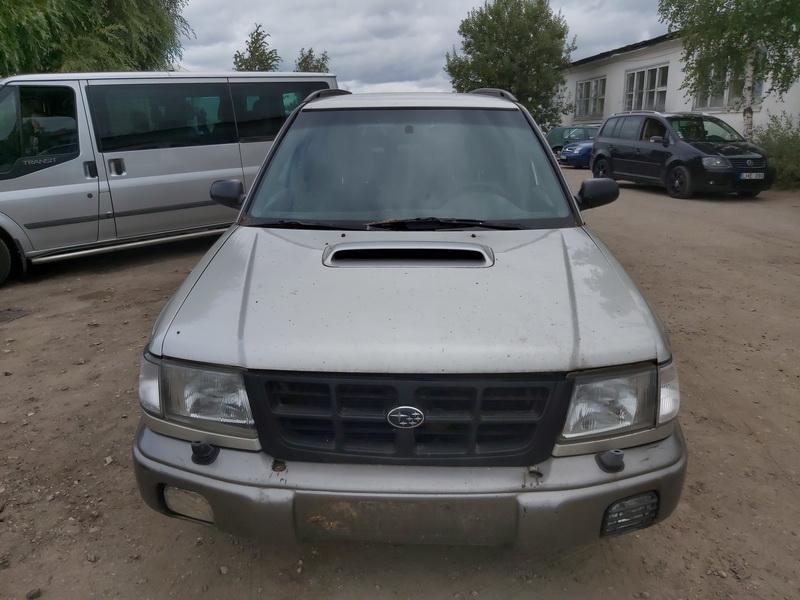 Used Car Parts Foto 3 Subaru FORESTER 1999 2.0 Mechanical Universal 4/5 d. Grey 2020-7-31 A5481