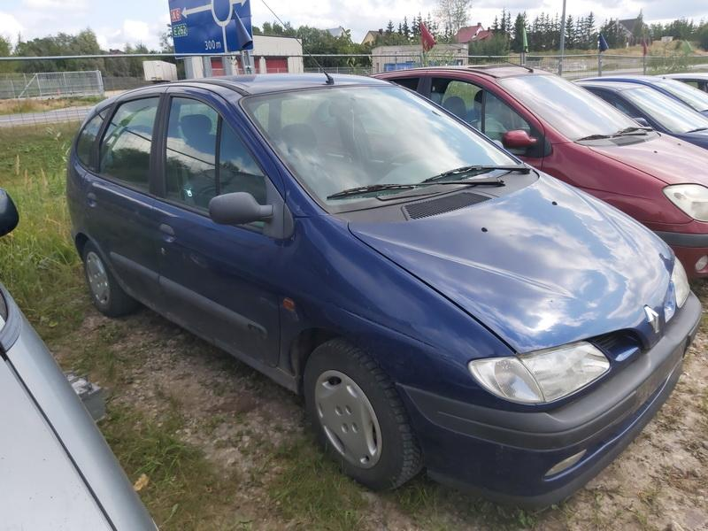 Renault SCENIC 1998 2.0 машиностроение