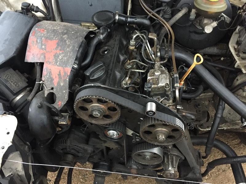 Naudotos automobiliu dallys Foto 2 Audi 80 1994 1.9 Mechaninė Universalas 4/5 d. Balta 2018-11-05 A4165