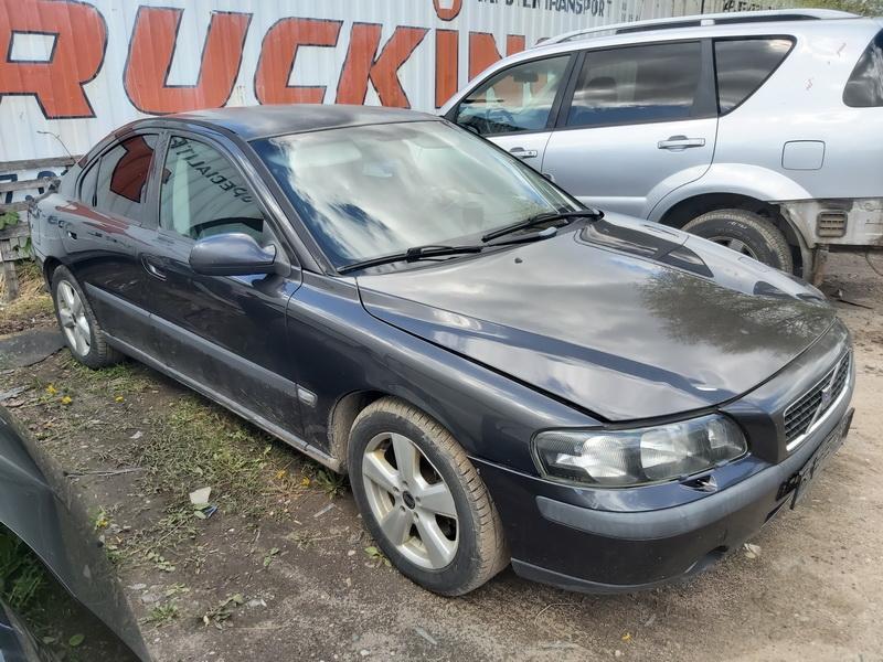 Подержанные Автозапчасти Foto 1 Volvo S60 2001 2.4 машиностроение седан 4/5 d. Серый 2020-5-20 A5294