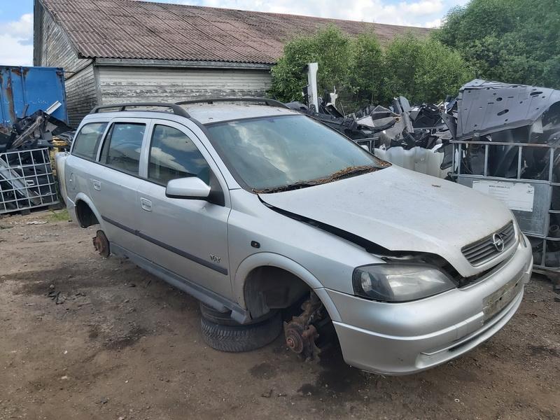 Opel ASTRA 2002 2.0 Mechaninė