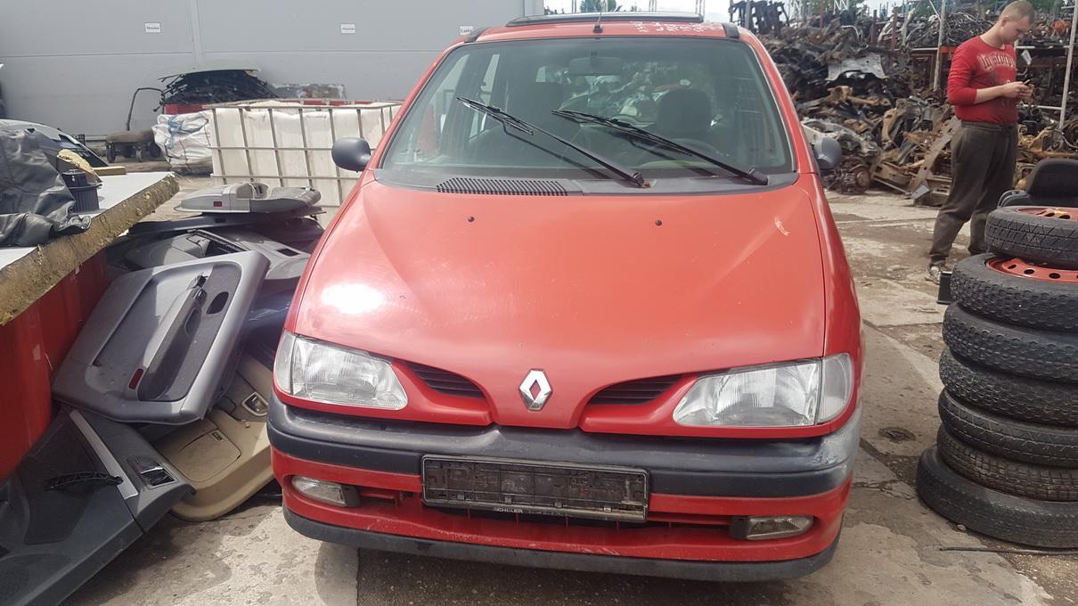 Renault SCENIC 1998 1.9 Mechaninė