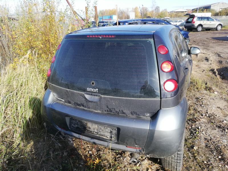 Naudotos automobiliu dallys Foto 7 Smart FORFOUR 2004 1.5 Mechaninė Hečbekas 4/5 d. Pilka 2019-10-18 A4844