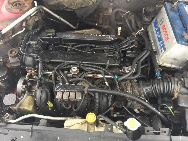 Naudotos automobiliu dallys Foto 2 Mazda 6 2003 2.3 Mechaninė Sedanas 4/5 d. Raudona 2019-2-08 A4311