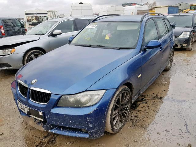 Naudotos automobiliu dallys Foto 2 BMW 3-SERIES 2008 2.0 Mechaninė Universalas 4/5 d. Melyna 2019-12-13 A4969