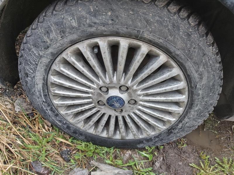 Naudotos automobiliu dallys Foto 9 Ford MONDEO 2008 1.8 Mechaninė Universalas 4/5 d. Juoda 2020-4-15 A5213