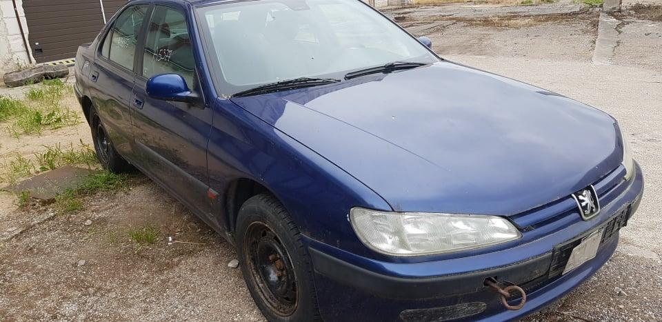 Naudotos automobilio dalys Peugeot 406 1996 2.1 Mechaninė Sedanas 4/5 d. Melyna 2020-6-19