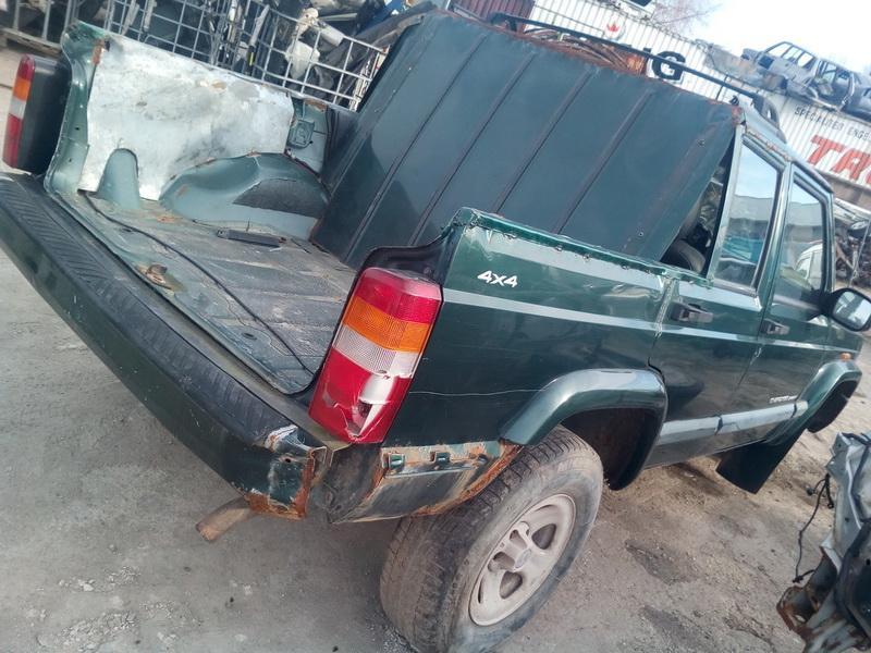 Naudotos automobilio dalys Jeep CHEROKEE 1998 2.5 Mechaninė Visureigis 4/5 d. Zalia 2018-3-20