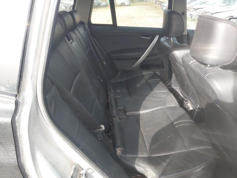 Naudotos automobiliu dallys Foto 8 BMW X3 2006 2.0 Mechaninė Visureigis 4/5 d. Juoda 2020-10-01 A5705