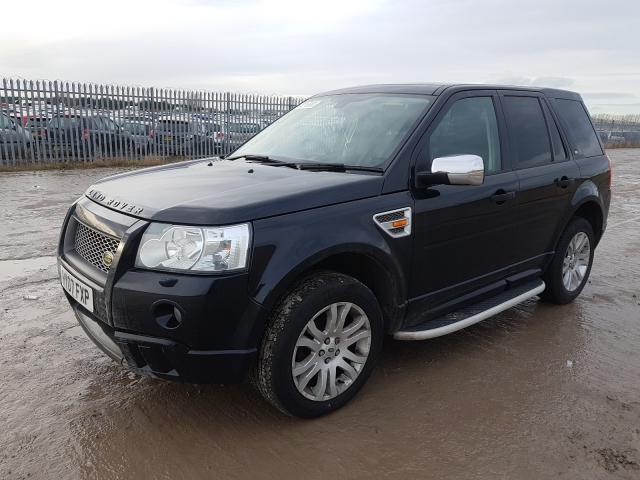 Naudotos automobilio dalys Land-Rover FREELANDER 2007 2.2 Mechaninė Visureigis 4/5 d. Juoda 2020-2-01