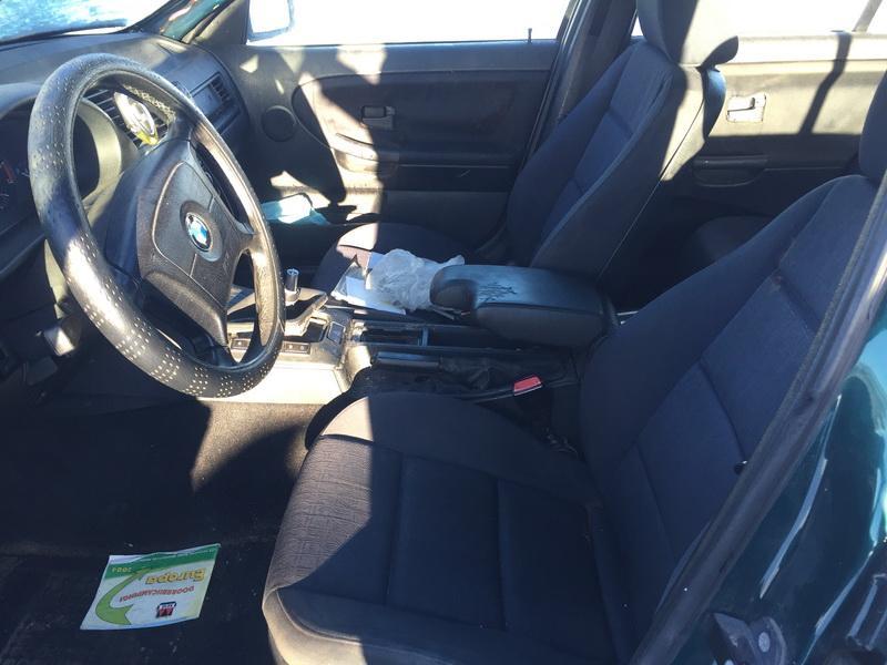 Naudotos automobiliu dallys Foto 5 BMW 3-SERIES 1996 1.8 Mechaninė Universalas 4/5 d. Zalia 2018-11-23 A4208