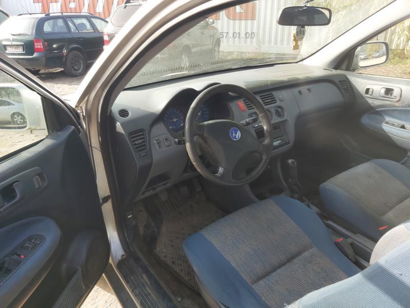 Naudotos automobilio dalys Honda HR-V 1999 1.6 Mechaninė Visureigis 4/5 d. Pilka 2020-10-02