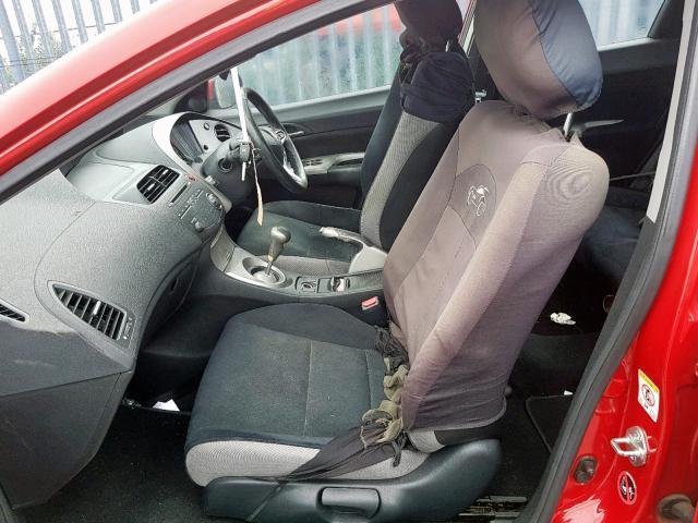 Naudotos automobilio dalys Honda CIVIC 2008 2.2 Mechaninė Hečbekas 4/5 d. Raudona 2019-9-18