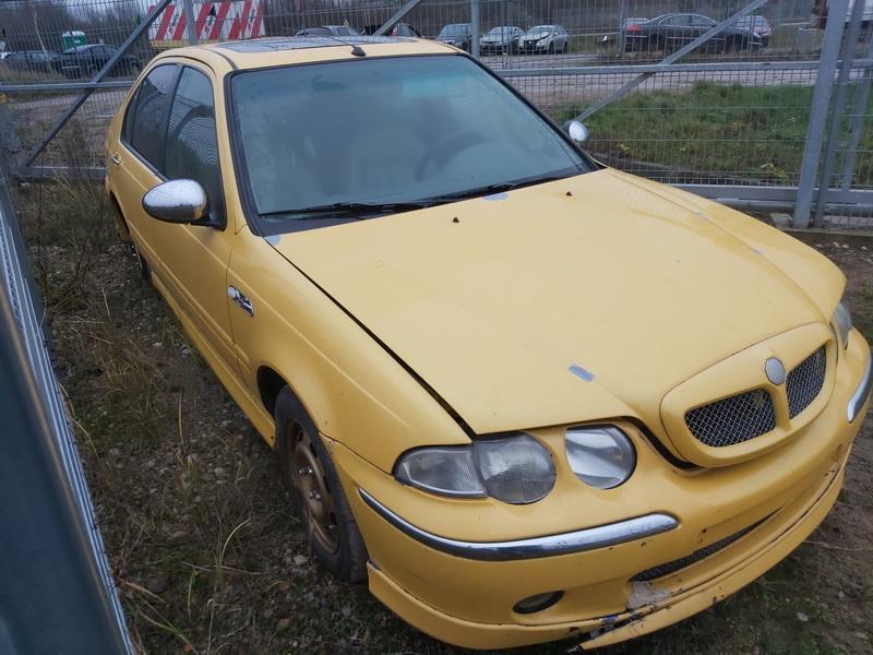 Rover 45 2000 1.8 Mechaninė
